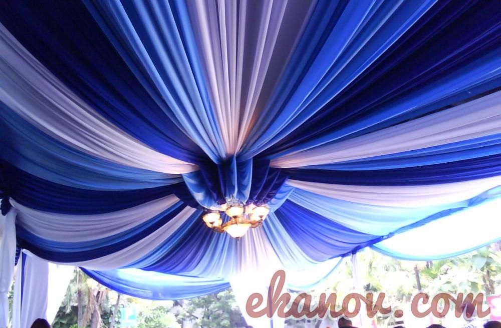 Dekorasi Tenda Pernikahan