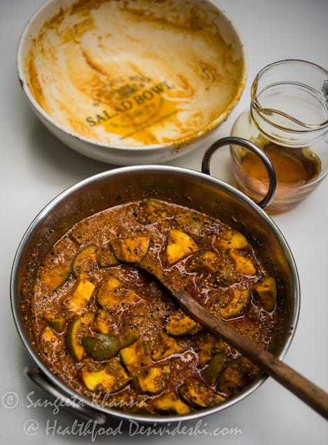 aam ka achar recipe