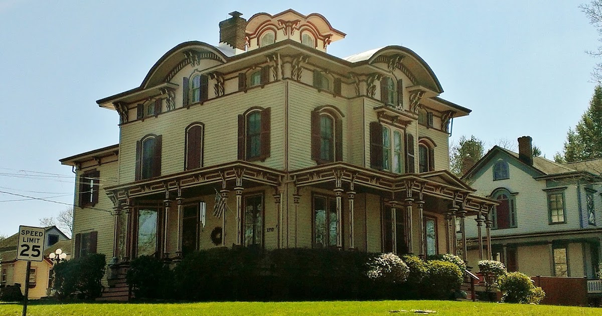 The picturesque style italianate architecture the for Hillsborough house
