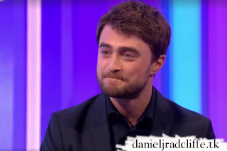 Daniel Radcliffe on The One Show
