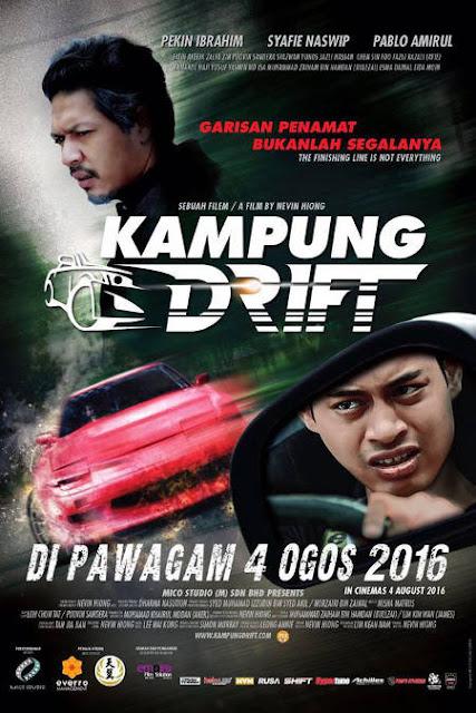 Kampung Drift (2016) HDTV 1080p
