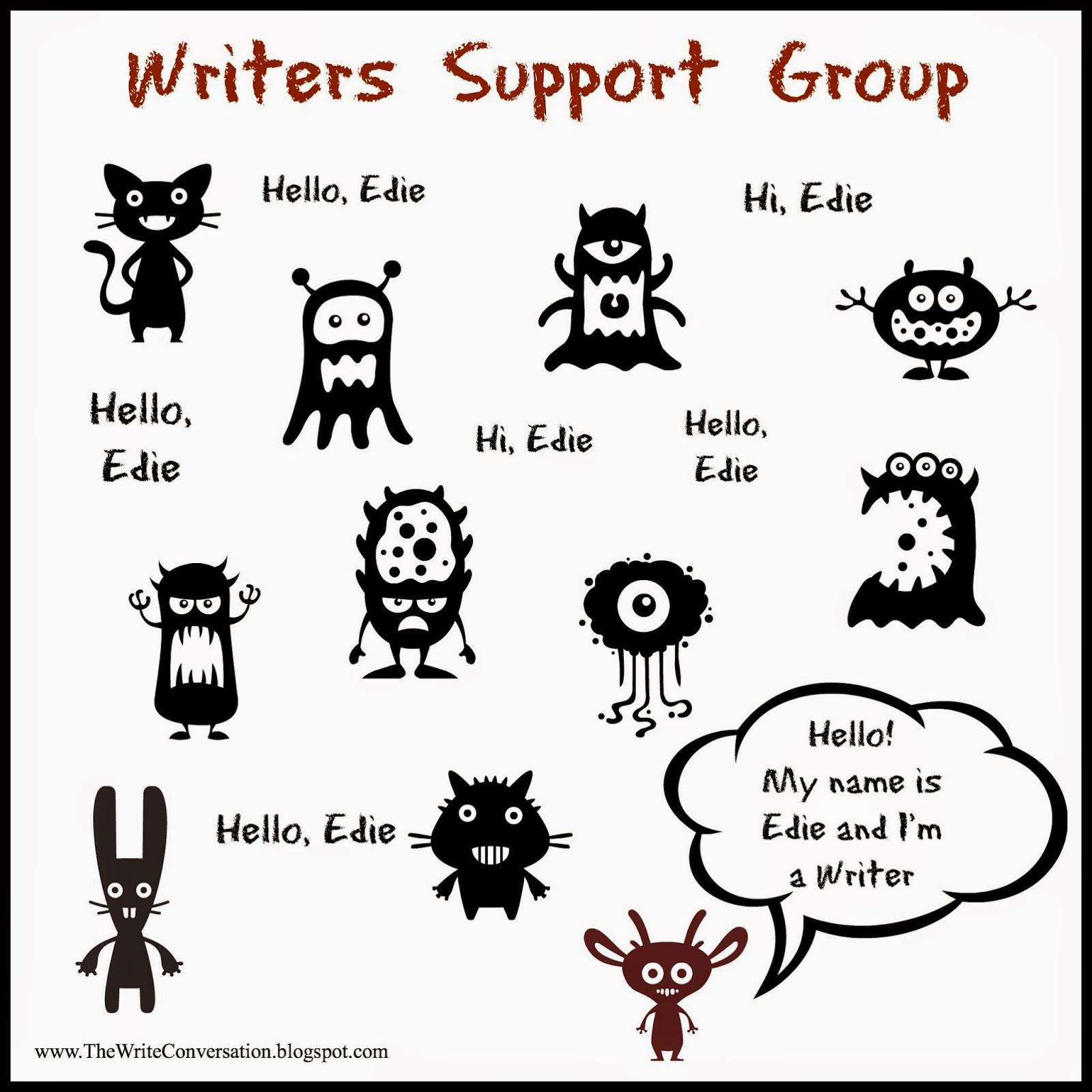 The Write Conversation: Writing IS Hard—No Kidding!
