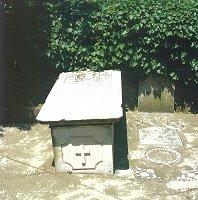 Τάφος του Πατριάρχου Άνθιμου