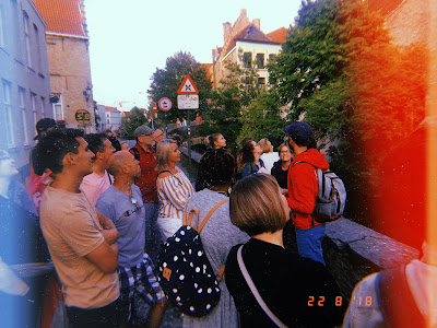 free walking tour in bruges