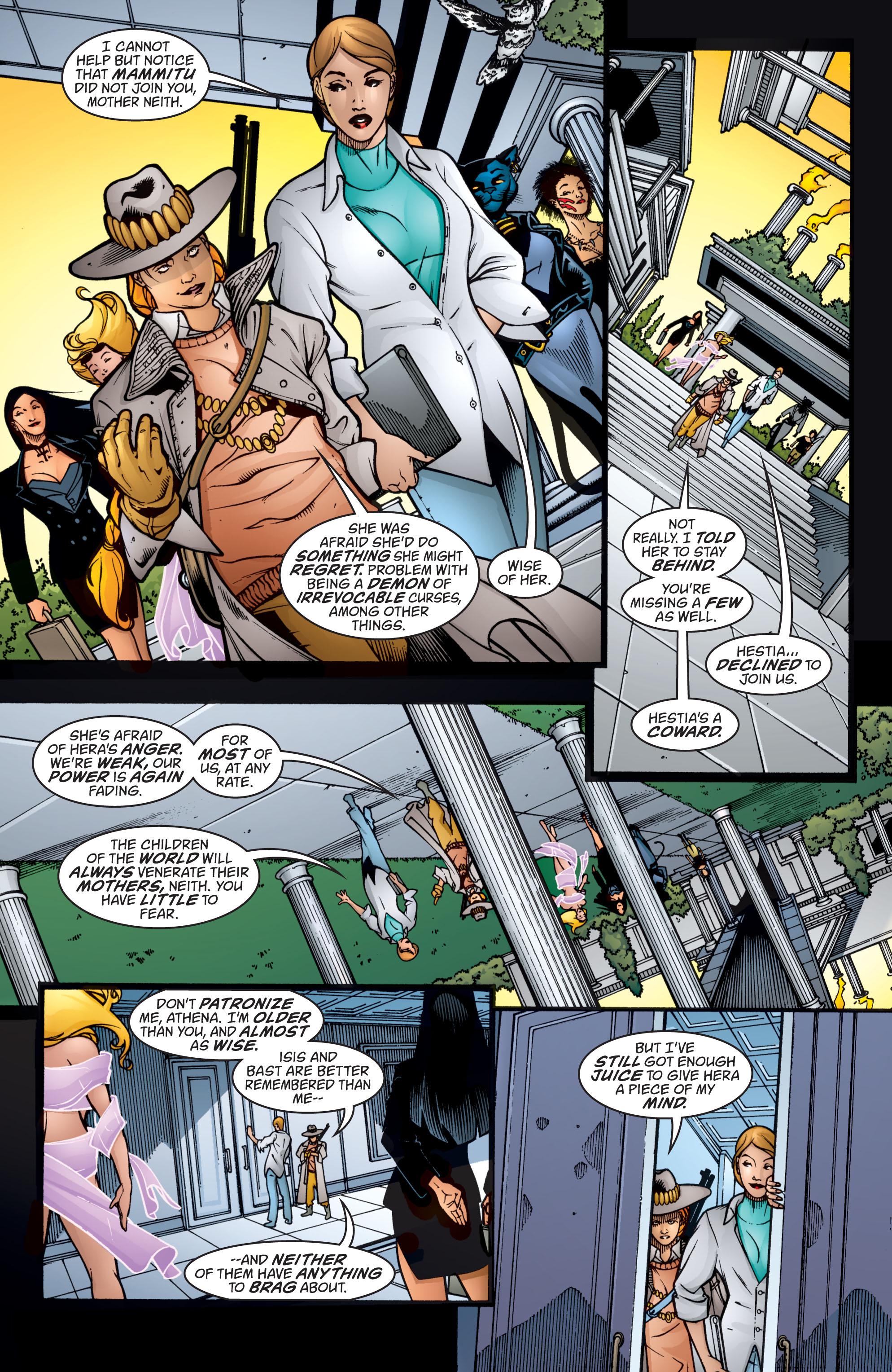 Read online Wonder Woman (1987) comic -  Issue #206 - 4