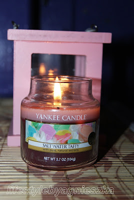 Yankee Candle - Salt Water Taffy - jak pachną słone żelki?
