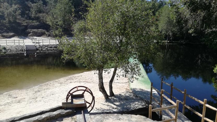 Zona Fluvial de Rapoula do Côa