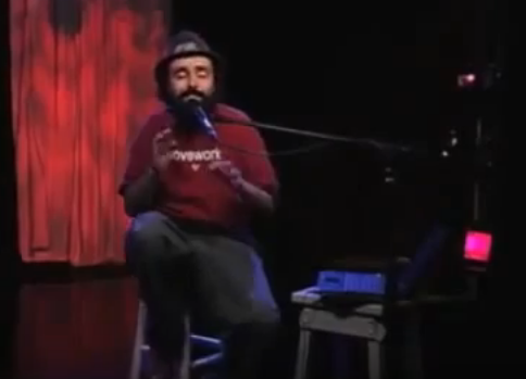Gabriel Teodros - Colored People's Time Machine (LIVE on The Seattle Channel)
