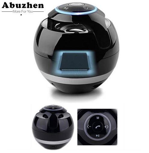 Abuzhen Mini Portable Wireless Bluetooth Speaker