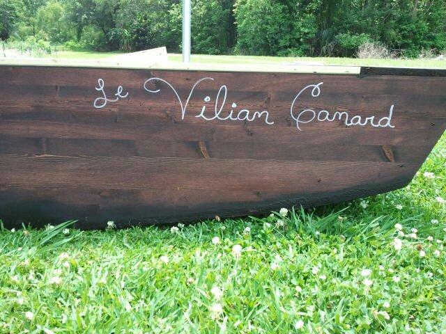 Le Vilain Canard: The Build