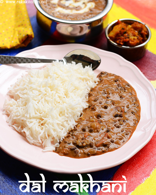 Dal makhani recipe raks kitchen dal makhani recipe forumfinder Image collections