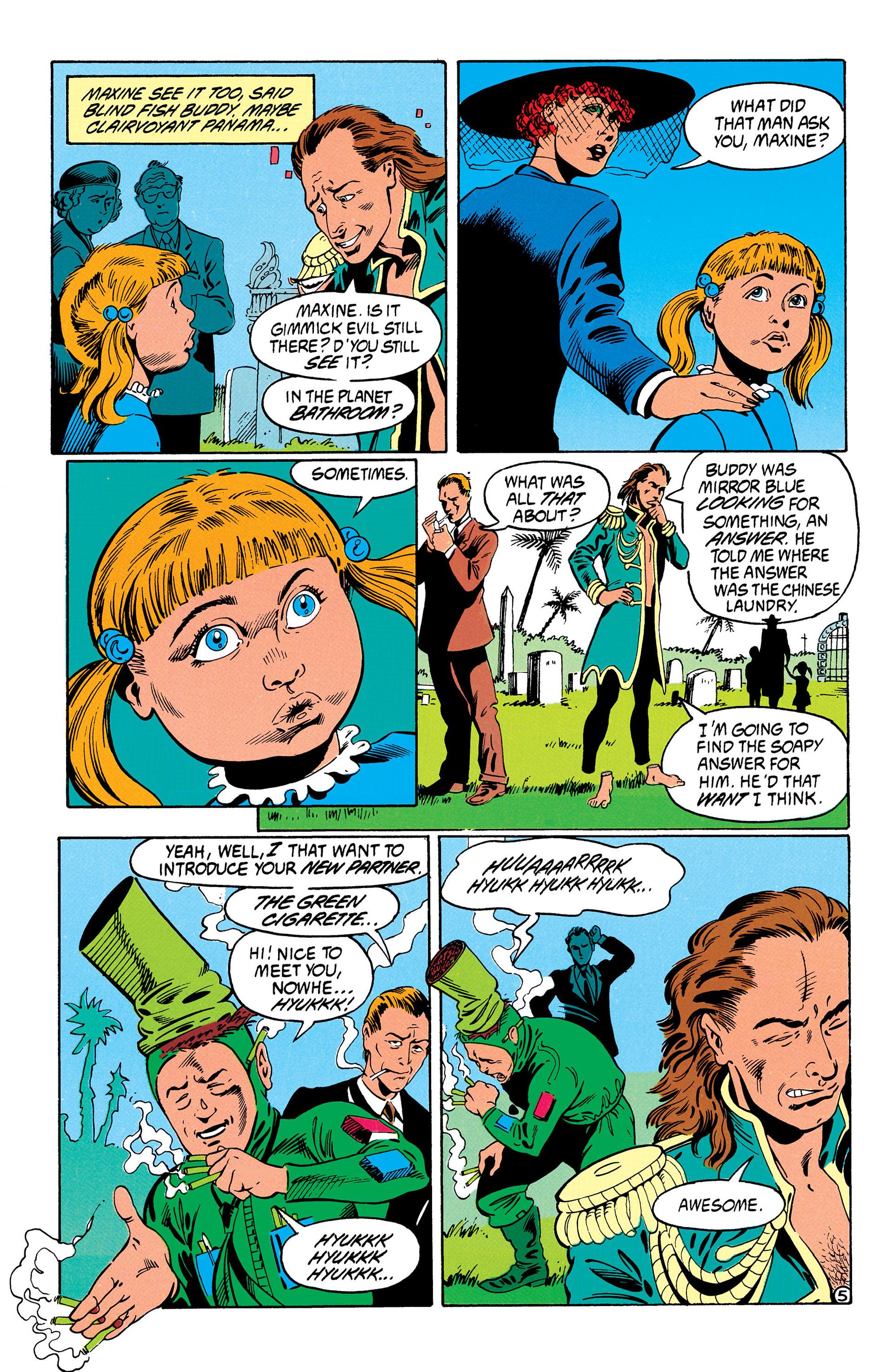 Read online Animal Man (1988) comic -  Issue #31 - 6