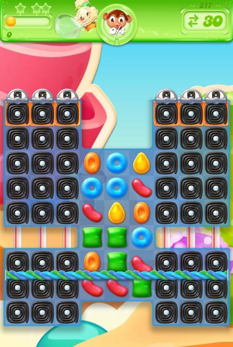 Candy Crush Jelly Saga 217