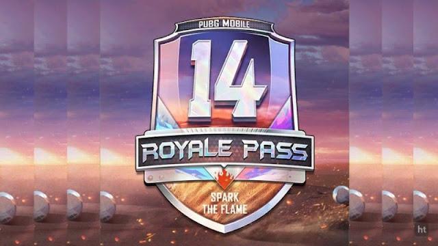 PUBG Mobile Sezon 14 Royale Pass beklenen çıkış tarihi ve saati?
