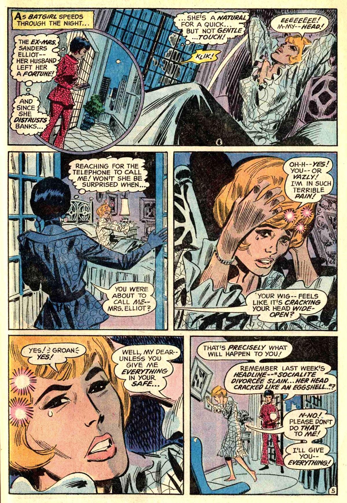 Detective Comics (1937) 413 Page 28