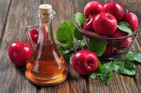 remedio casero para bajar la Presión arterial - vinagre de sidra de manzana