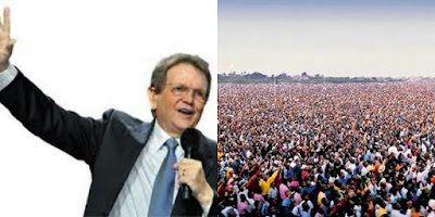 Photo of Reinhard Bonnke