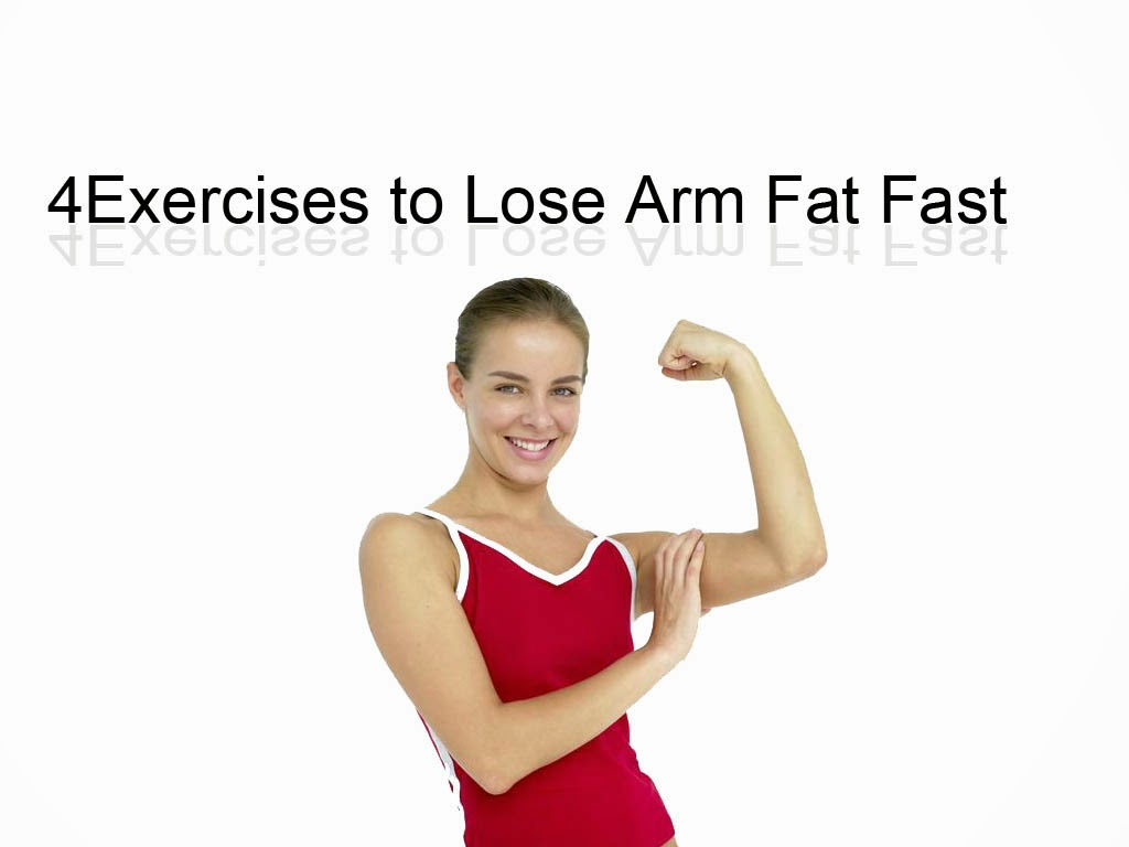 Weight Loss Every Day 4 Exercises To Lose Arm Fat Fast