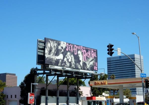 Sex Drugs Rock Roll series premiere billboard