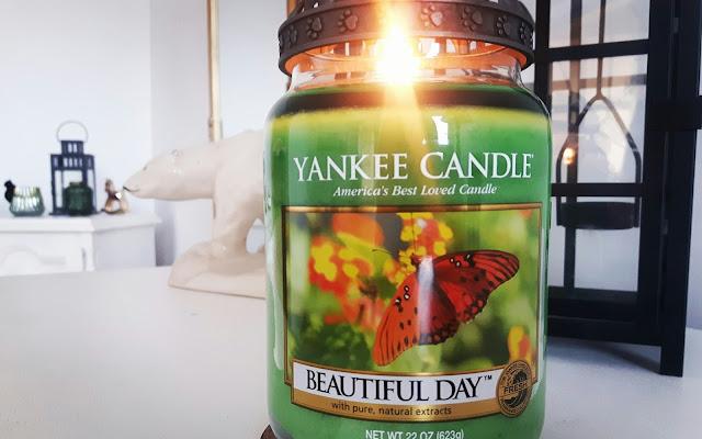 Unikat - Yankee Candle Beautiful Day - Czytaj więcej »