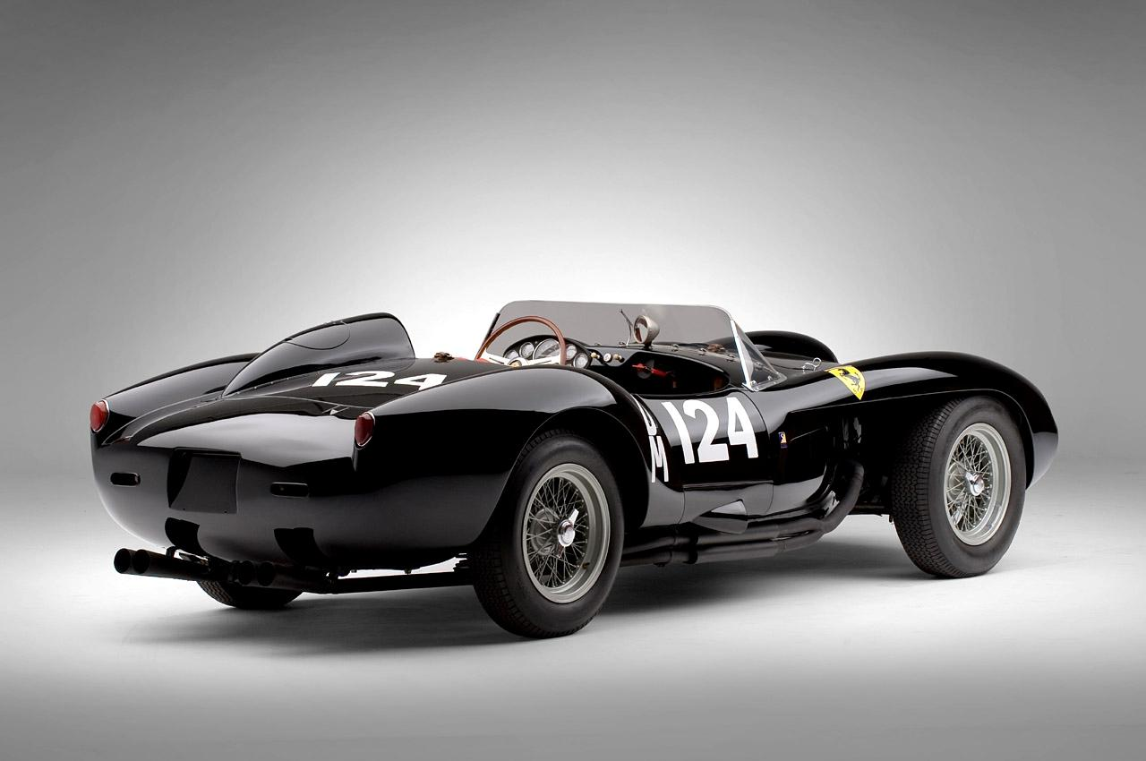 sketchbook historic cars 1957 ferrari 250 testa rossa 20 foto hd. Black Bedroom Furniture Sets. Home Design Ideas