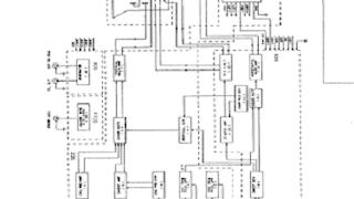 Skema TV LG-GOLDSTAR OS-9020 G