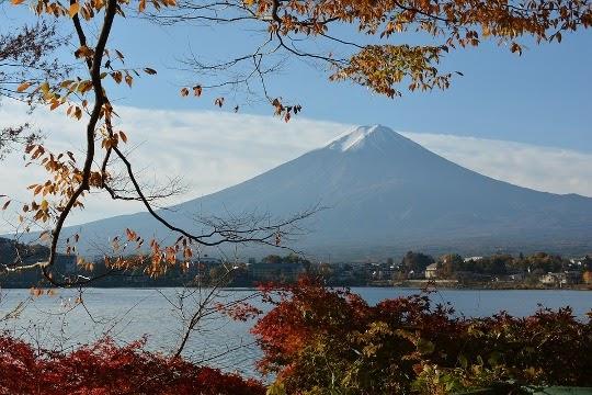 Gunung Fuji dan Fuji Five Lakes
