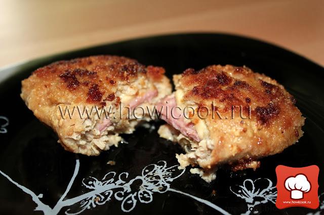 рецепт как приготовить куриное филе кордон-блю