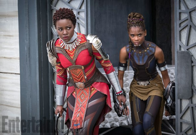 Galeri Foto Film Black Panther