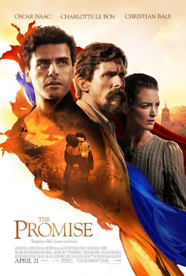 The Promise 2017 DVD R1 NTSC Sub