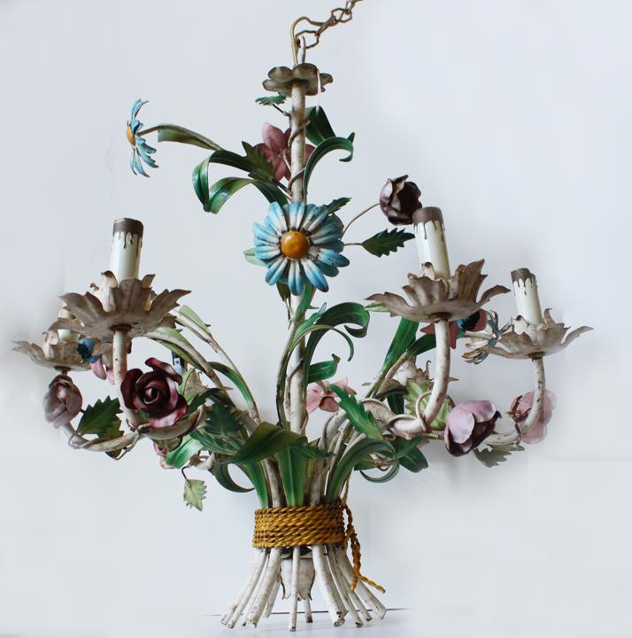 D 233 Cor De Provence The Perfect Vintage Chandelier