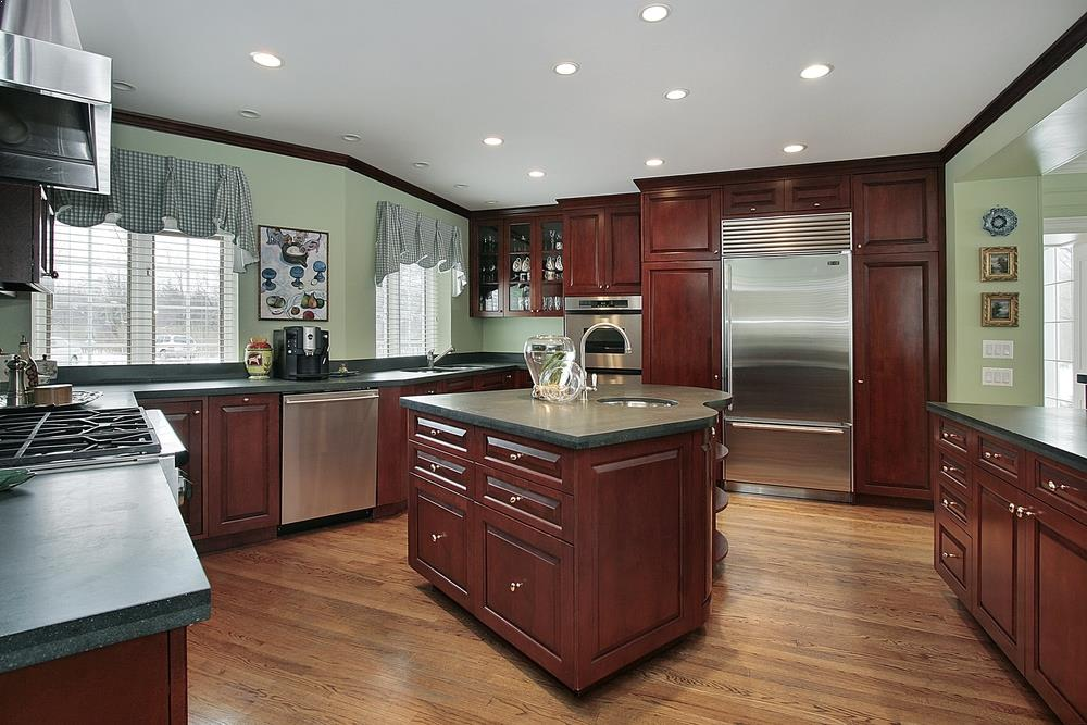 Color Ideas For Kitchen With Stainless Steel Appliances