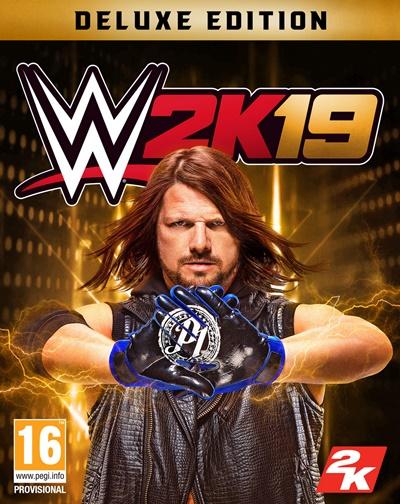 โหลดเกมส์ WWE 2K19