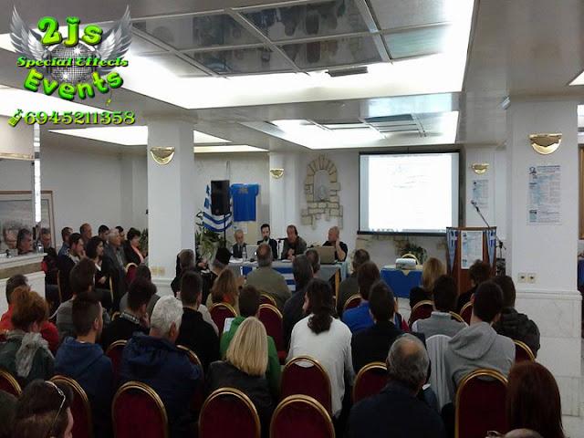 ΟΜΙΛΙΑ ΣΥΡΟΣ ΠΡΟΤΖΕΚΤΟΡΑΣ ΗΧΟΛΗΠΤΗΣ ΗΧΟΛΗΨΙΑ SYROS2JS EVENTS