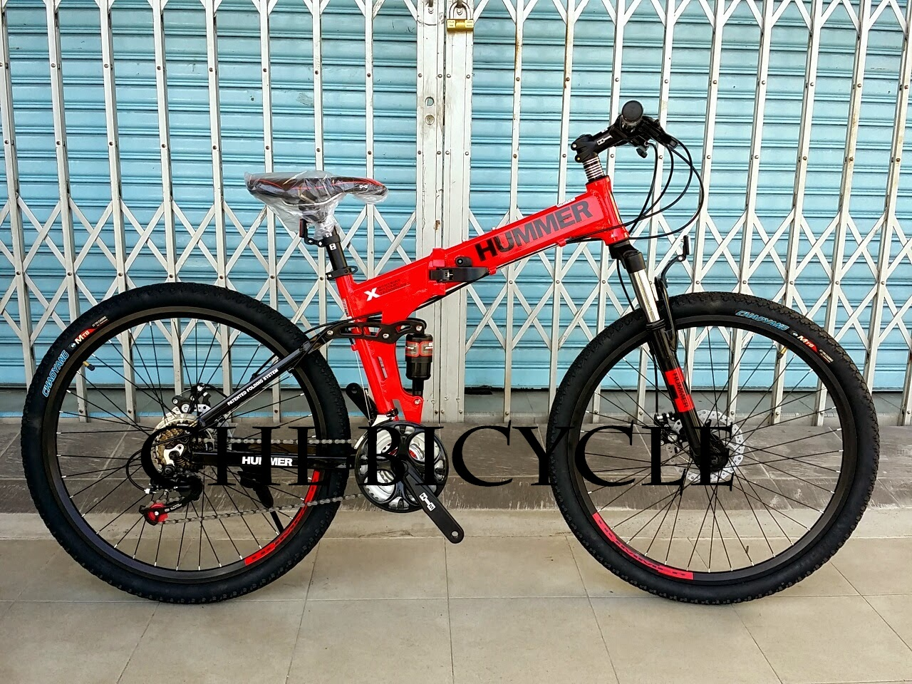 Choo Ho Leong Chl Bicycle 26 Quot Hummer Full Suspension