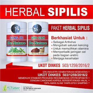 Obat TPHA dan VDRL Positif Menyembuhkan Penyakit Sipilis