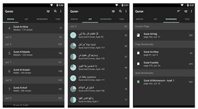 """""""Quran for Android dari quran.com"""""""