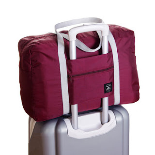 Travel Luggage Carry-on Trolley Handle Bags