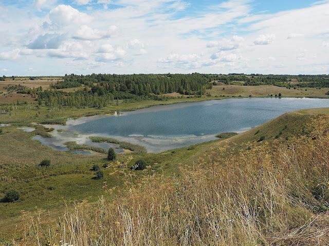 Изборск – Городищенское озеро (Izborsk - Lake Gorodishchenskoye)