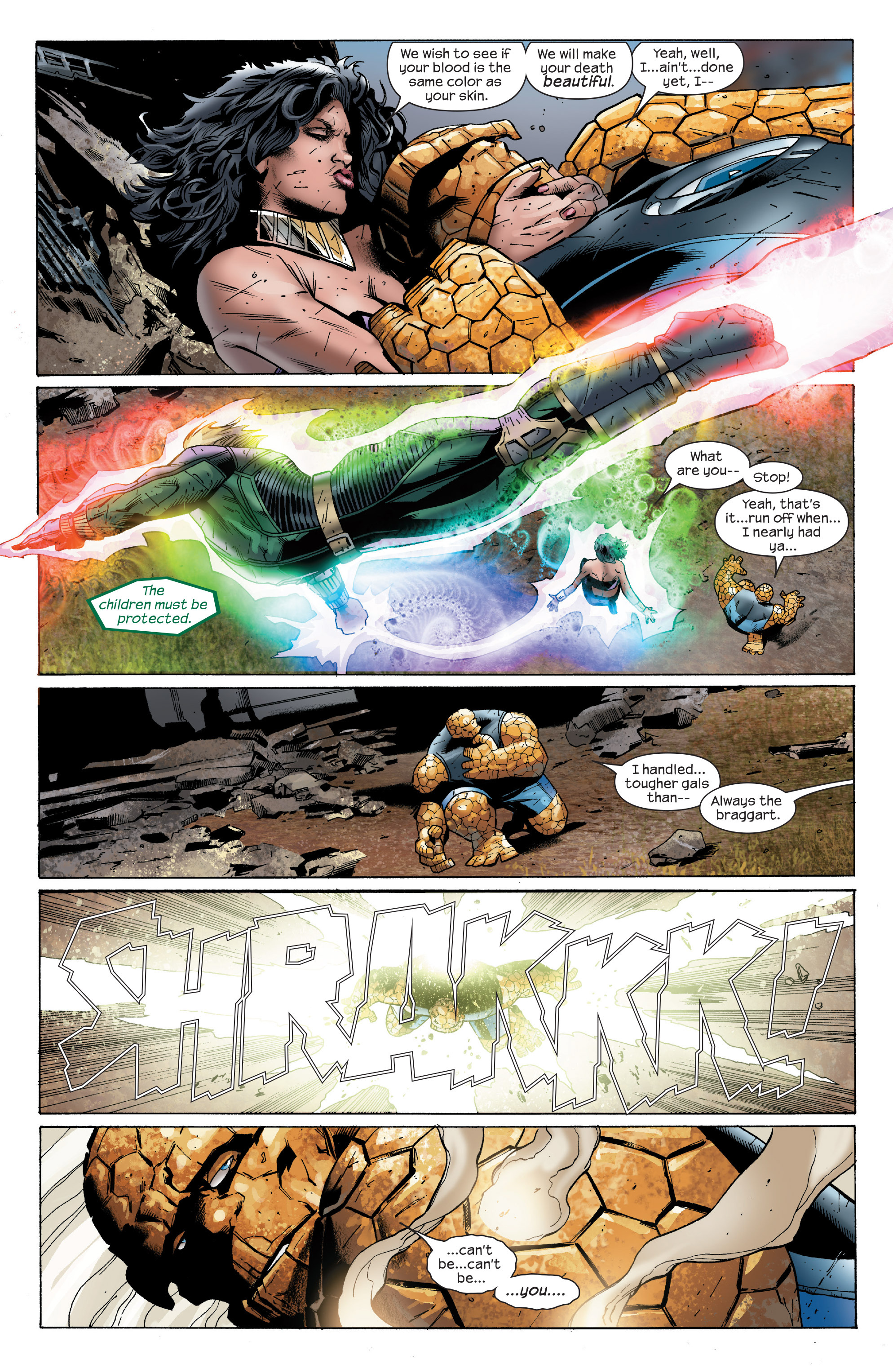 Read online Ultimate Power comic -  Issue #6 - 21
