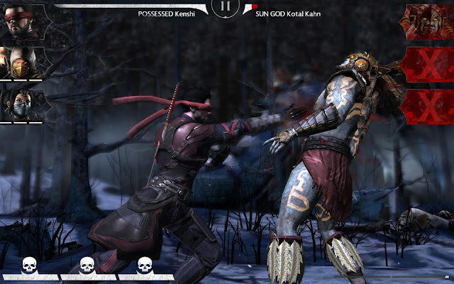 Mortal Kombat Android apk mod download latest update
