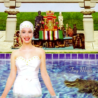 Afbeeldingen van Stone temple pilots tiny music. songs from the v…