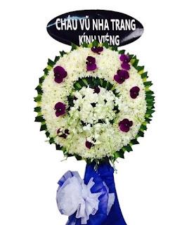 đặt vòng hoa tang lễ tại TpHCM