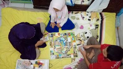 Monopoli salah satu permainan aman