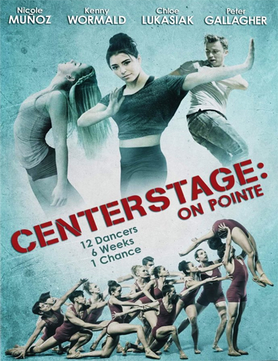 Ver Center Stage: On Pointe (2016) Online
