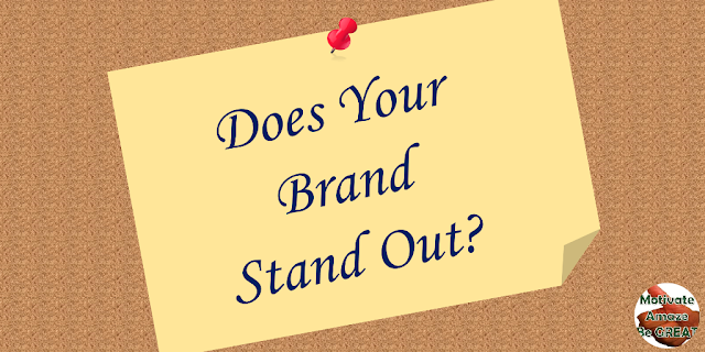 "Featured image of the article ""Branding is Not Just a Logo"": a list of reasons why branding is not simply a logo but far more important aspects of your business. Your Brand needs to stand out"