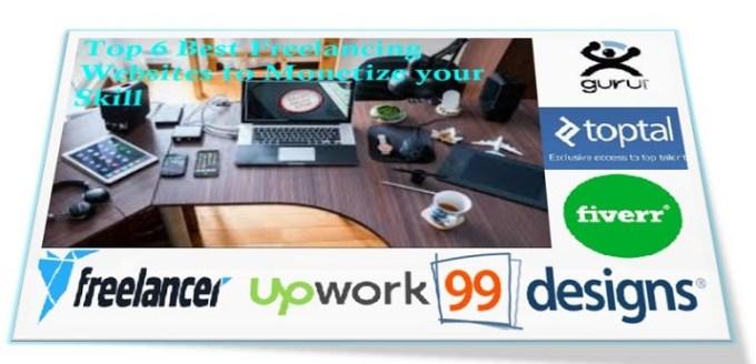 how to work on freelancer website