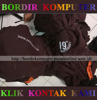 Jasa Bordir Jaket Surabaya