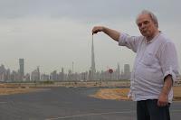 Burj Khalifa nın boyunu ölçtüm