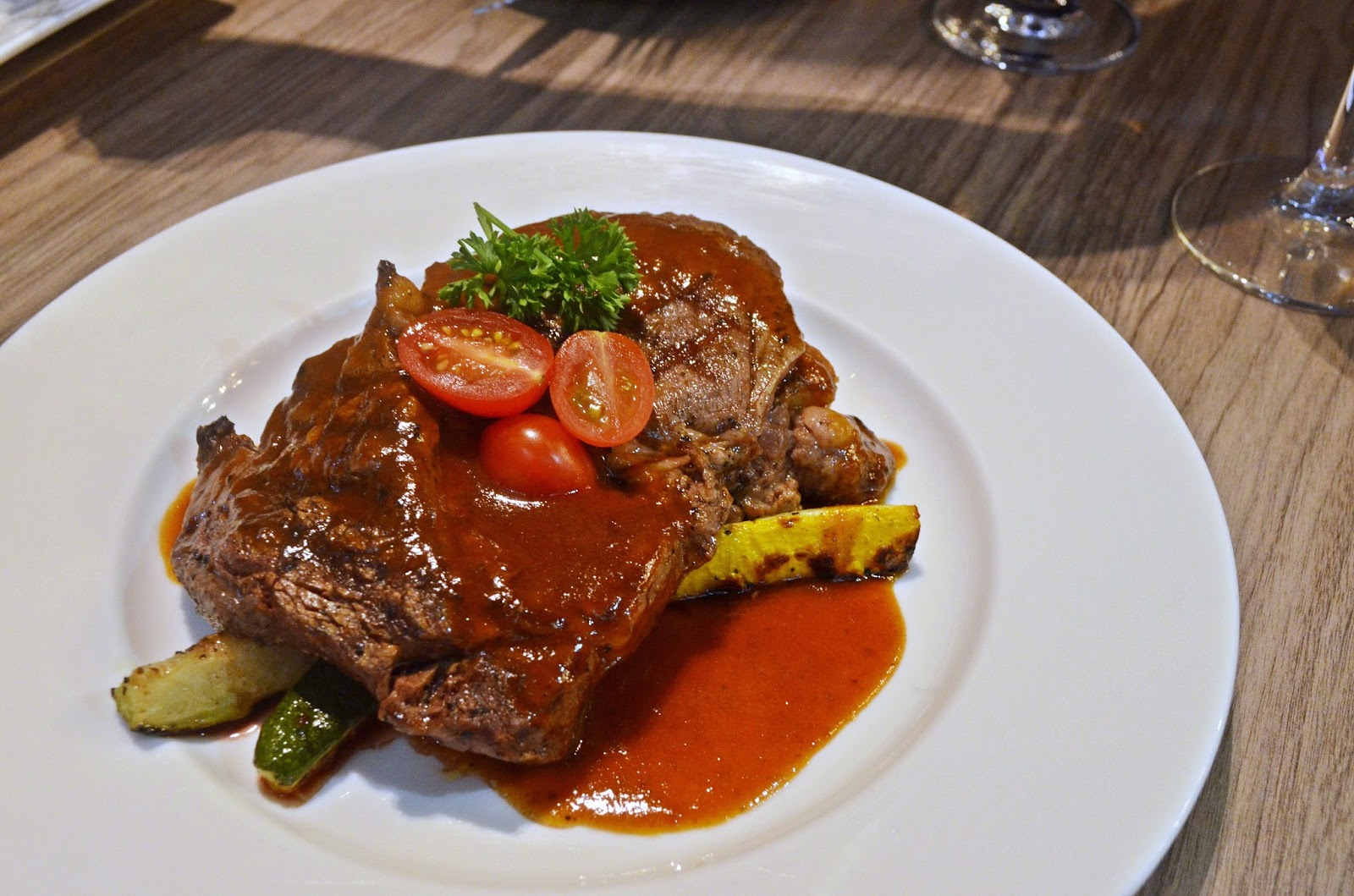 Butcher's Kitchen @ Suntec City: More than Meats the Eye Fundamentally-flawed Singapore Food ...